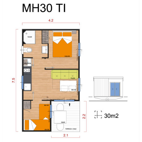 MH30-TI plano