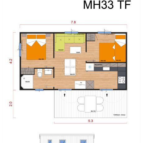 MH33-TL plano